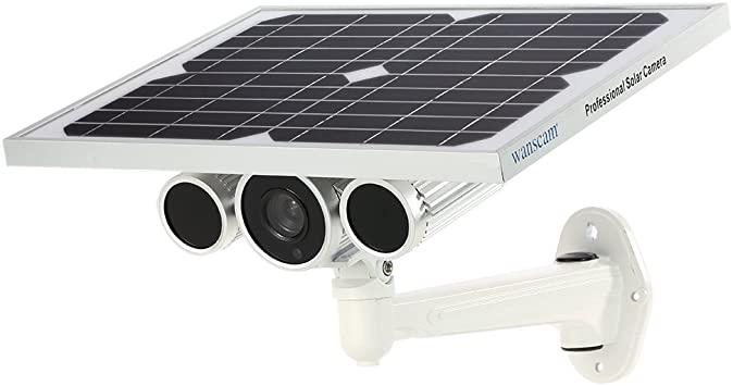 power wireless security camera