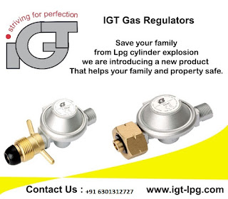 How to Connect an  LPG Regulator to Gas Cylinder ?