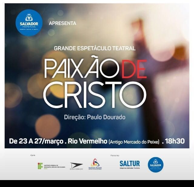 Paixão de Cristo no Rio Vermelho