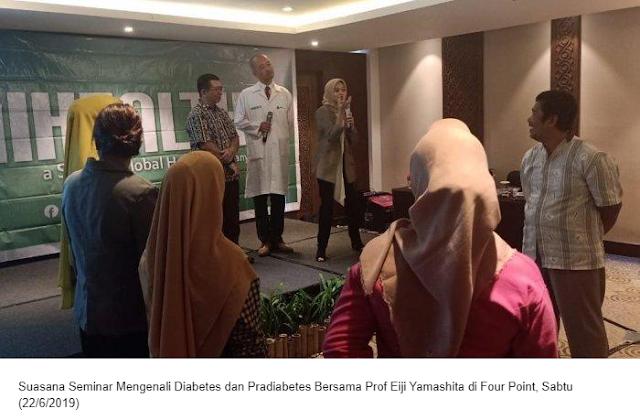 Terbaru, Inilah obat diabetes paling ampuh di dunia