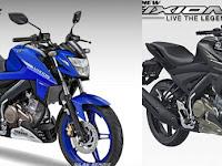 Harga dan Spesifikasi Yamaha All New Vixion 2017