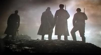 Кадр из фильма 28 панфиловцев