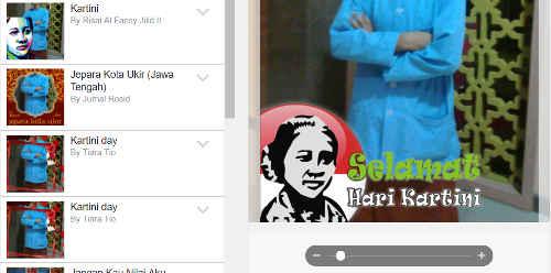 Cara Membuat dan Mengganti Foto Profil Hari Kartini yang Mudah