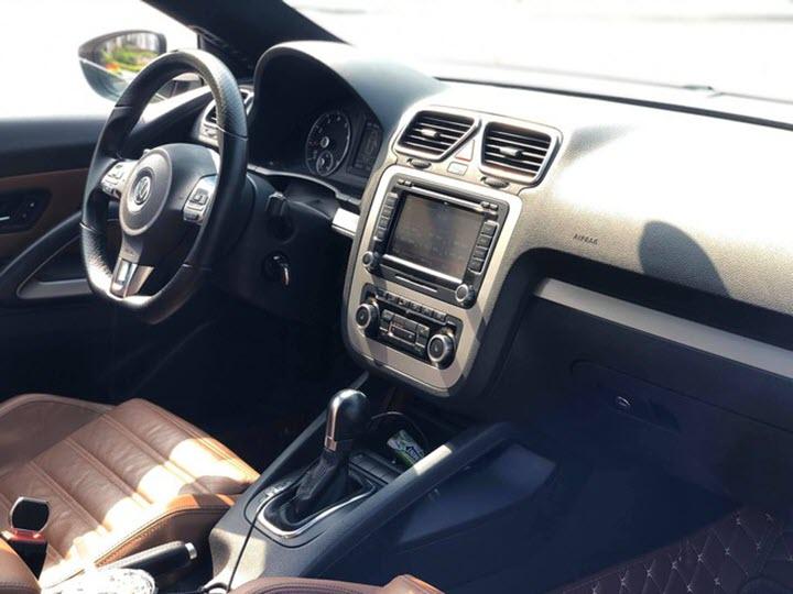 Volkswagen Scirocco 2011 giá ngang Toyota Vios tại Việt Nam