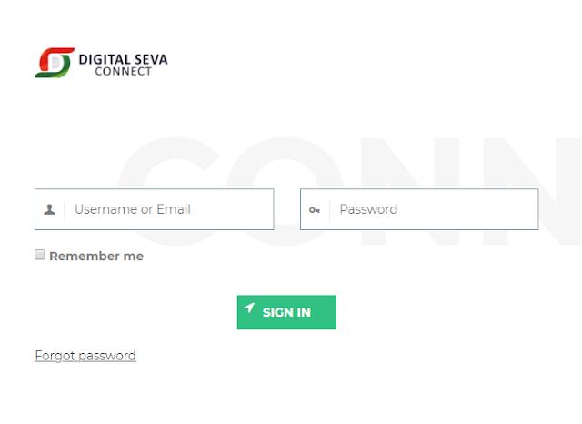 csc portal login
