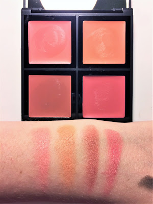 e.l.f. Cream Blush Palette Soft swatch
