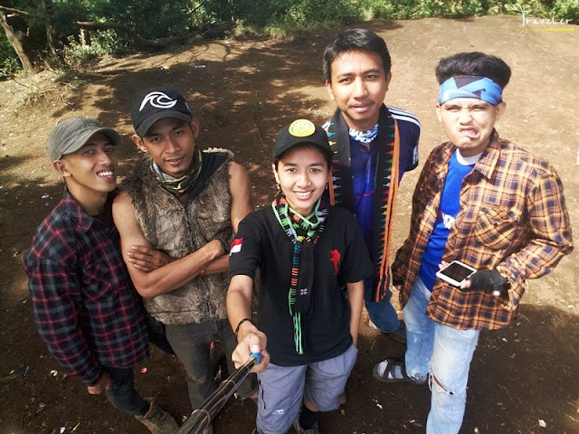 Pendakian Gunung Panderman via Dukuh Toyomerto