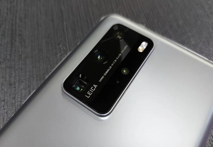 Huawei P40 Pro Quad Rear Cameras