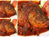 Resep Masakan Ikan Bawal Sambal Tomat Lezat