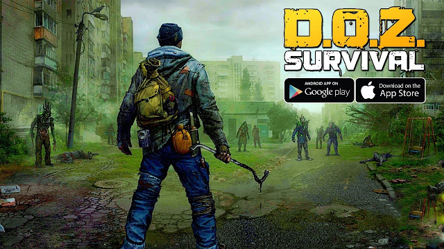 Dawn of Zombies v2.47 Apk MOD One Hit | God Mode | Free Craft