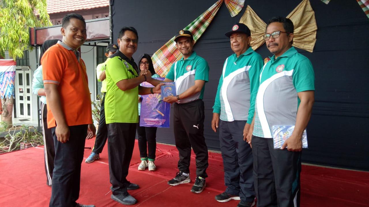 HGN, Dinas Pendidikan Kabupaten Wajo Launching Buku