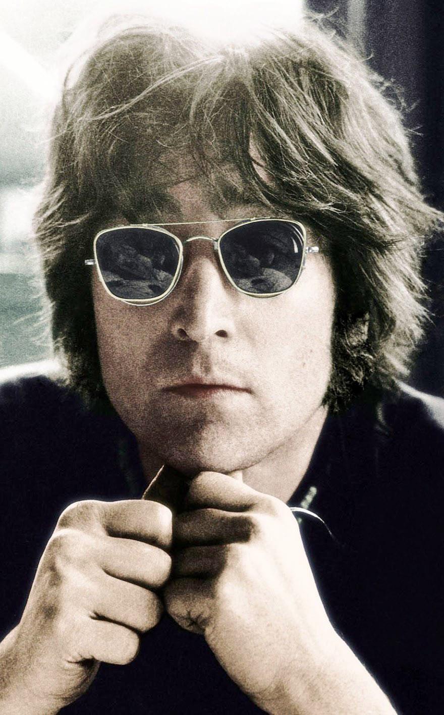 f60382643527a Esta semana, Yoko Ono adicionou ao YouTube vários vídeos clássicos de  canções da carreira solo de John Lennon que já estavam de fora.