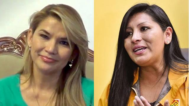 Áñez y Chapetón gestionan acuerdos para garantizar la ejecución de obras