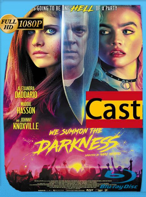La Invocacion (We Summon the Darkness) (2019) 1080p BRRip Castellano  [GoogleDrive] [tomyly]