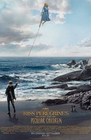 Miss Peregrine's Home for Peculiar Children 2016 DVDRip