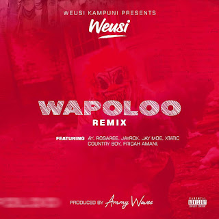 Audio | Weusi - WAPOLOO Remix | Download Mp3