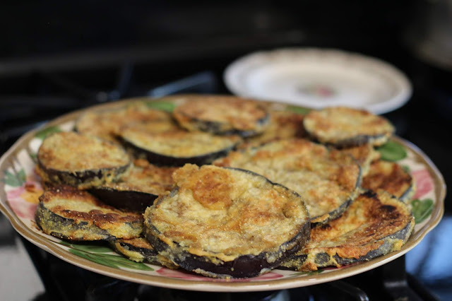 Fried Zuchinni, Living From glory To Glory Blog...