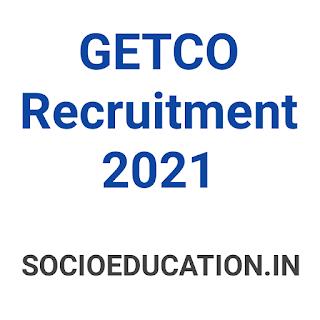 GETCO Recruitment