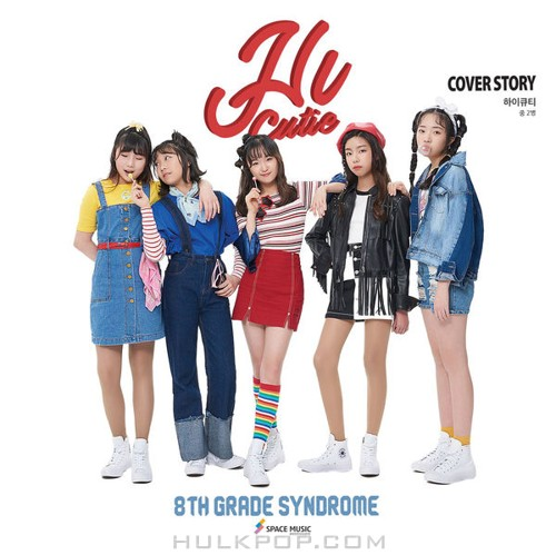 HI CUTIE – 8th Grade Syndrome – Single