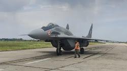 Chiến đấu cơ MiG-29 của Ấn Độ bị rơi sau tai nạn Kỹ thuật