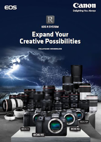 Download Canon R System PDF Brochure
