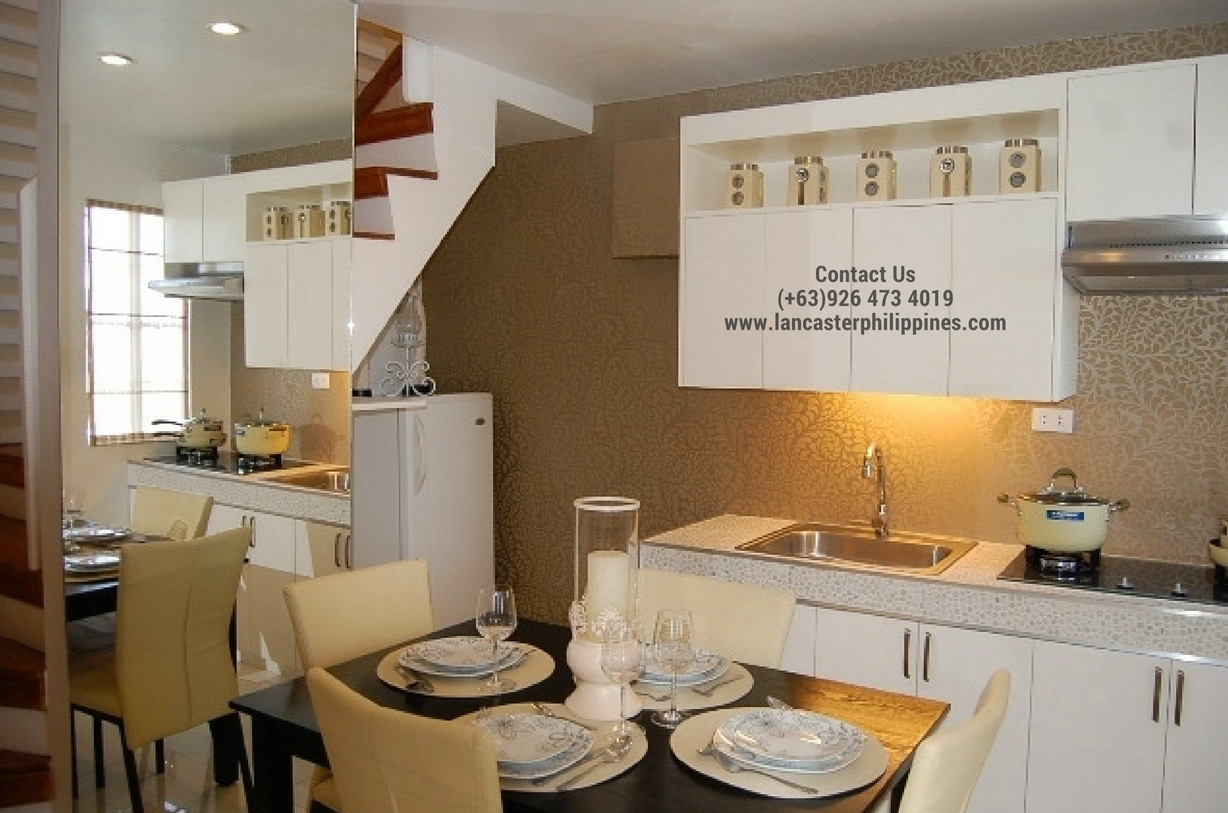 Diana House Model - Lancaster New City House for Sale Imus Cavite