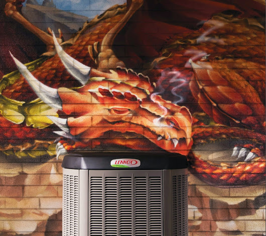 Are you Ready? Lennox Uses Art to Community Efficiency, Intelligent, and Quiet