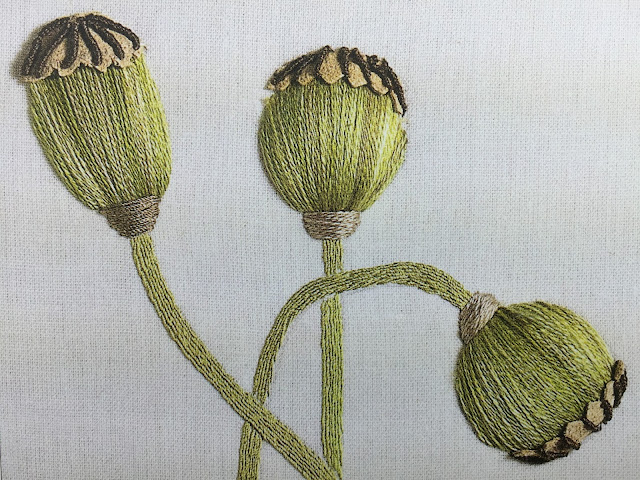 Stumpwork Embroidery, a review by Amy for Feeling Stitchy
