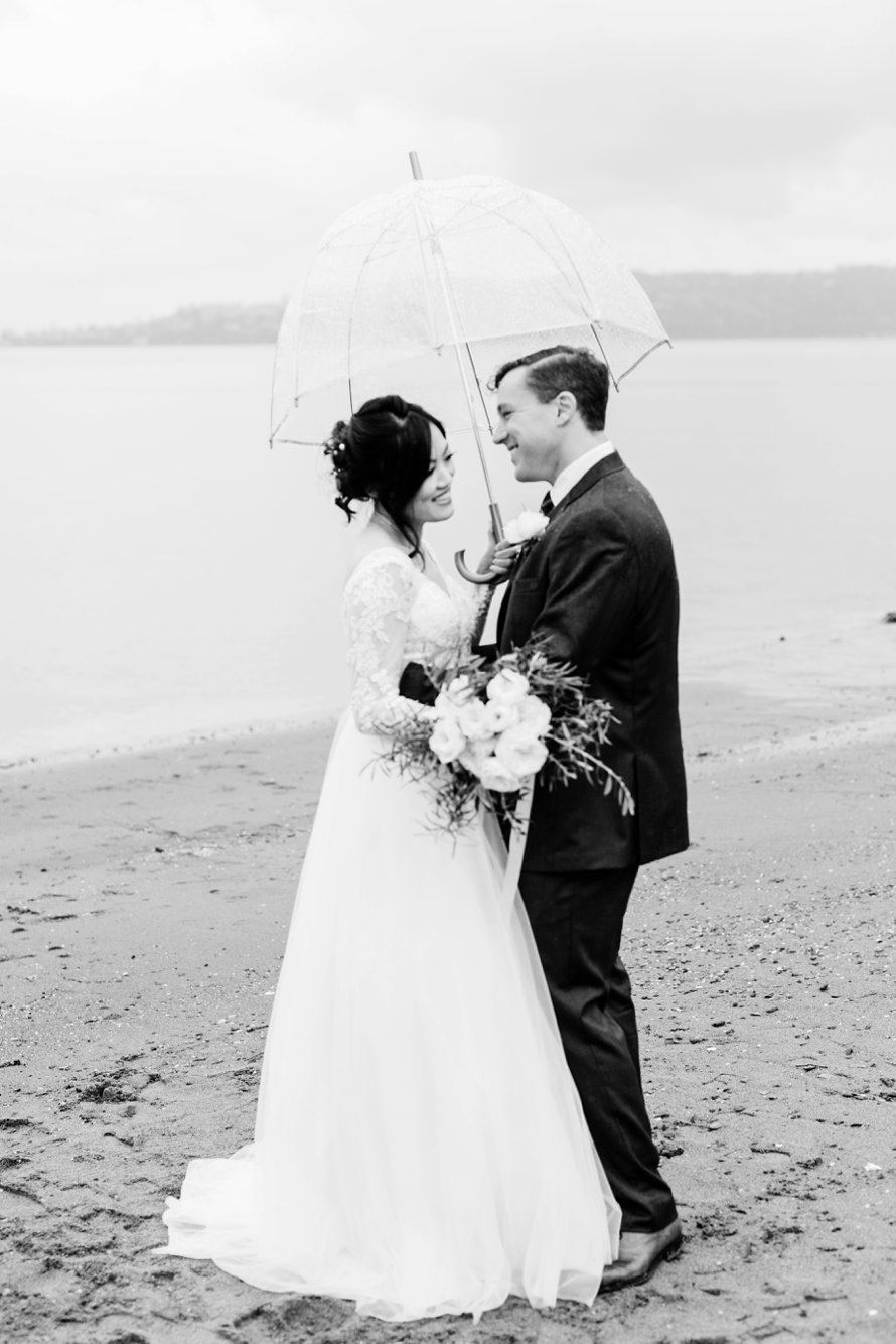 Seattle Elopement Photographer Something Minted Photography