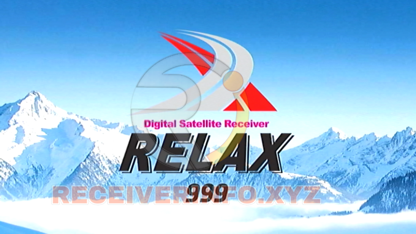 WIFI RECEIVER RELAX 999 PLUS 1506TV NEW SOFTWARE
