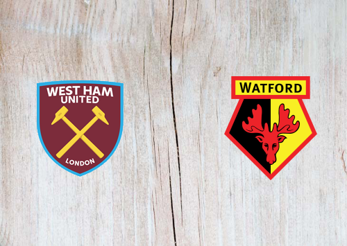 West Ham United vs Watford -Highlights 17 July 2020