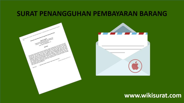 Contoh Surat Penangguhan Atau Penundaan Pembayaran Barang Produk