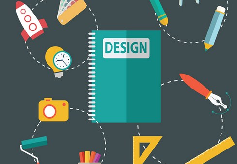 Desain Komunikasi Visual Gambar Aplikasi Editing
