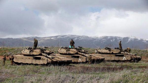 """Ejército sirio acusa a Israel de """"apoyar a grupos terroristas"""" en su territorio"""