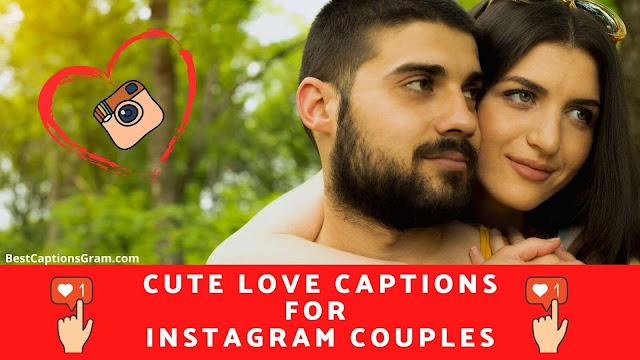 Best Cute Love Captions