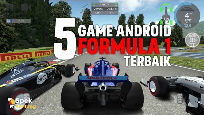 Game Formula One Terbaik di Android 2020