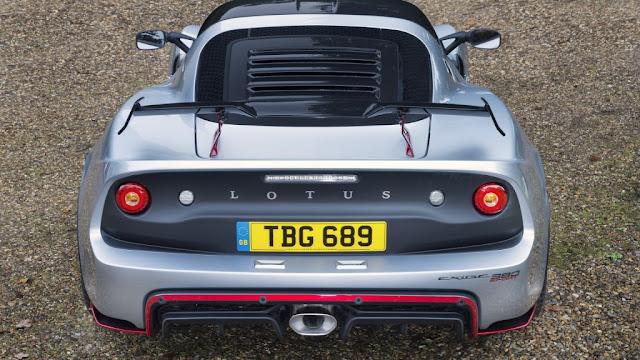Lotus Exige Sport 380 - Su potencia lo lleva a los 380CV