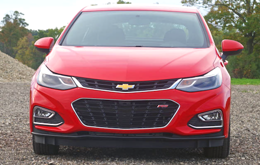 2019 Chevy Cruze Hatchback Review