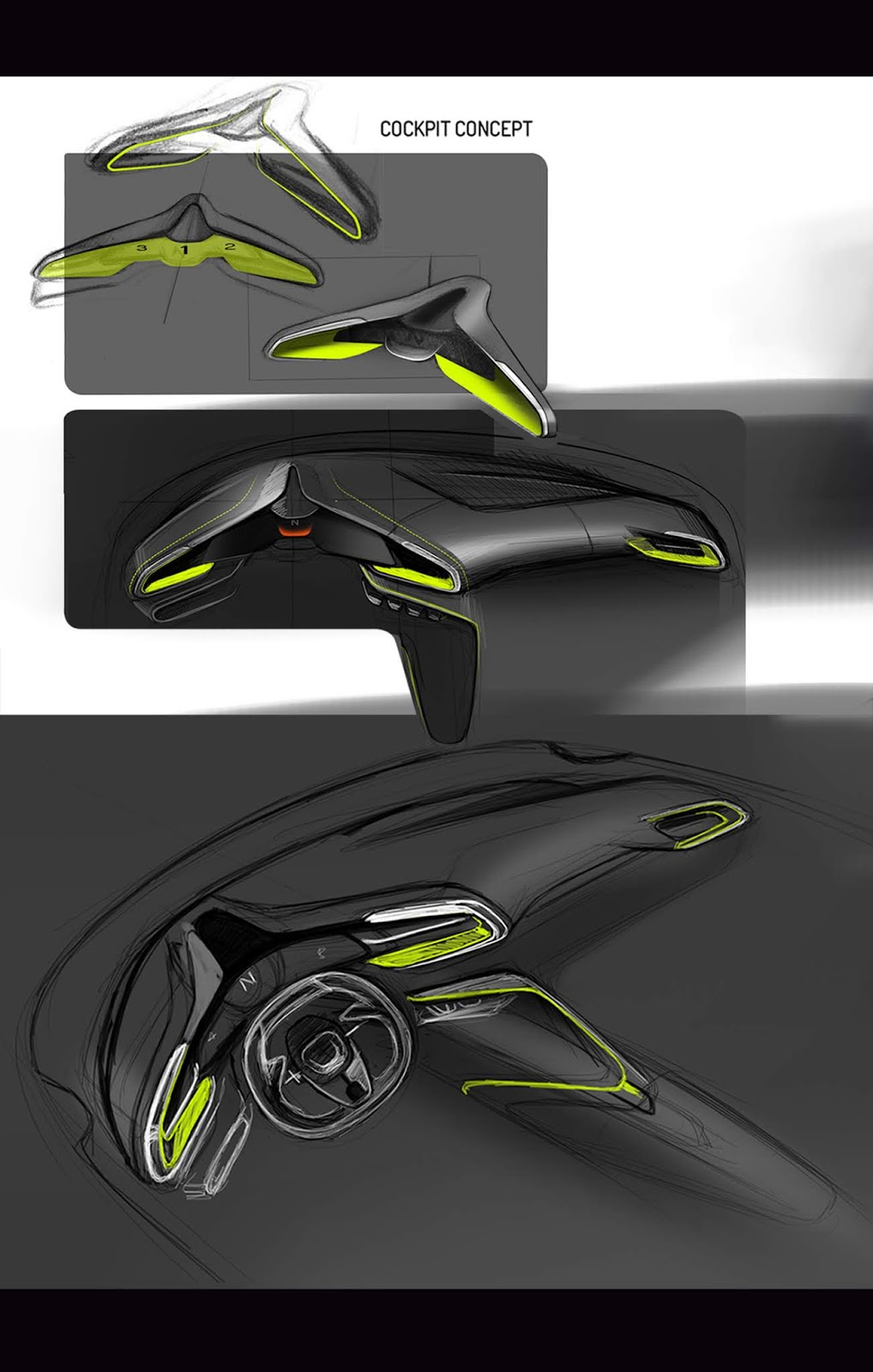 Bastien Petelot Designworks Aston Martin Interior Dna Free Study