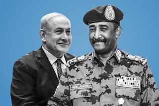 بينهم مسؤولين أمنيين ومخابراتيين ..لأول مرة وفد رسمي سوداني إلى اسرائيل