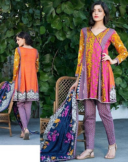 Riwaj Lawn Collection by Shariq Textiles 2016-17