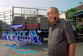 Tirto Utomo Pendiri Aqua