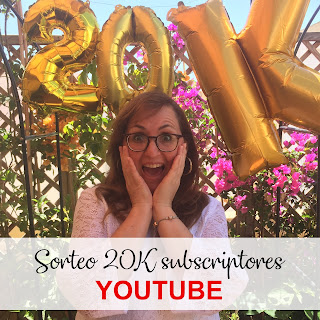 SORTEO 20K EN YOUTUBE