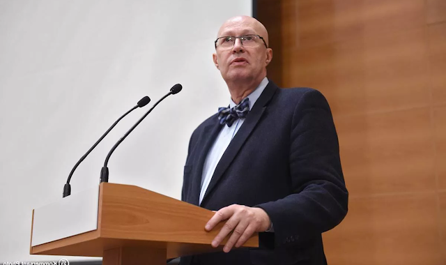 политолог В. Соловей
