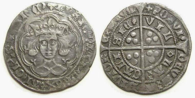Elsie Park Medieval Money