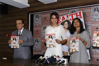 Bollywood Actress Bipasha Basu Unviels Health Nutrition Success Issue Pos  0025.JPG