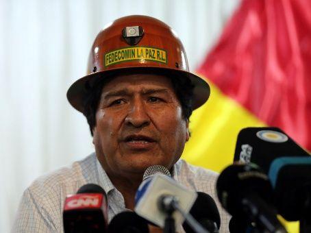 Evo: Prorrogar mandato legislativo en Bolivia viola la ley