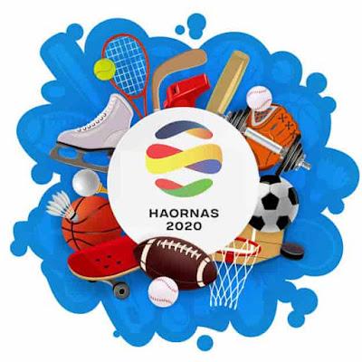 selamat hari olahraga nasional 2020