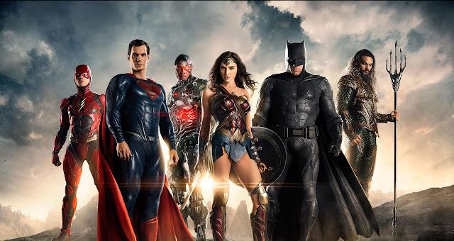 Liga da Justiça Cinesystem