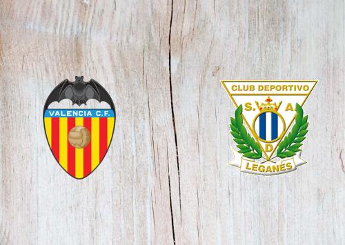 Valencia vs Leganes -Highlights 22 September 2019